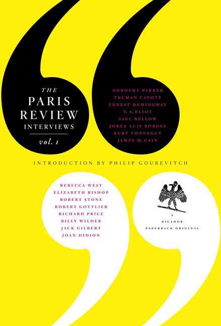 The Paris Review Interviews By Gourevitch, Philip (EDT)